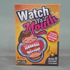 Watch Ya' Mouth Party Game